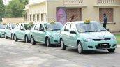 Meru Cabs Front Fascia