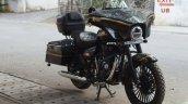 Royal Enfield Harley Davidson Cvo Front Right