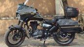 Royal Enfield Harley Davidson Cvo Left