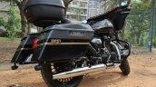 Royal Enfield Harley Davidson Cvo Rear Right