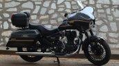 Royal Enfield Harley Davidson Cvo Right
