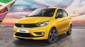Tata Tiago Facelift Front View 1612876684