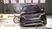 Front Look Of 2021 Kia Carnival