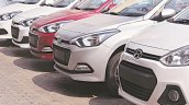 Front Side Look Of Hyundai Cars