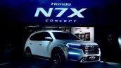 Honda N7x Concept Front Three Quarters Image 2