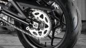 2021 Benelli 302r Rear Wheel
