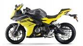 2021 Benelli 302r Yellow Left