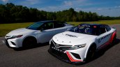 Toyota Trd Camry Nascar Side By Side With Camry Tr