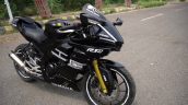 Yamaha R15 With R1m Body Kit Front Quarter