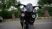Yamaha R15 With R1m Body Kit Front View
