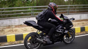 Yamaha R15 With R1m Body Kit Rear Right
