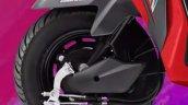 Honda Dio Ph Front Wheel