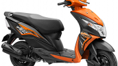 Honda Dio Ph Orange