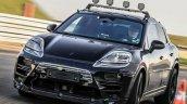 Porsche Macan Electric Test Mule 3