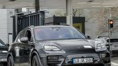 Porsche Macan Electric Test Mule 5