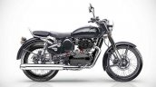 Side Fascia Of Royal Enfield Classic 650