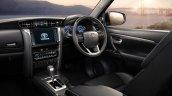 Toyota Fortuner 2021 Interior 2