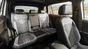 Volkswagen Tiguan Allspace 2022 Interior Rear Seat