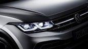 Volkswagen Tiguan Allspace 2022 R Line Grille