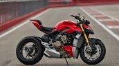 Ducati Streetfighter V4 On Track