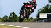 Ducati Streetfighter V4 Wheelie