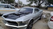 Modified Honda Accord Ford Mustang Front 3 Quarter