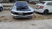 Modified Honda Accord Ford Mustang Front View
