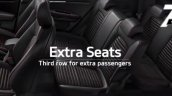 New Kia Sonet 7 Seater Cabin