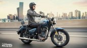 Royal Enfield Meteor Action Right