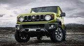 Suzuki Jimny Green Front