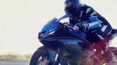 Yamaha R7 Action Shot