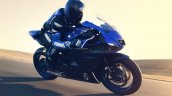 Yamaha R7 Front Right Action