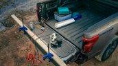 2022 Ford F 150 Lightning Rear Bed