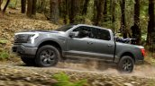2022 Ford F 150 Lightning Side View