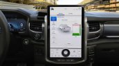 2022 Ford F 150 Lightning Touchscreen 1