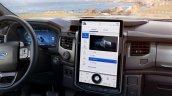 2022 Ford F 150 Lightning Touchscreen