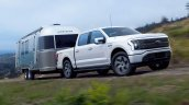 2022 Ford F 150 Lightning Towing