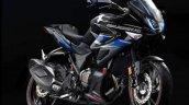 Hero Karizma R Touring Render Blue