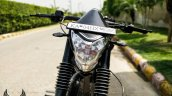 Modified Royal Enfield Thunderbird Front