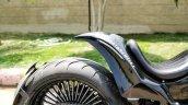 Modified Royal Enfield Thunderbird Seat