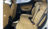 Renault Kiger Custom Interior Package 2 Rear Seats