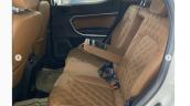 Renault Kiger Custom Interior Package Rear Seats