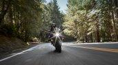 Yamaha R7 Black Front Action