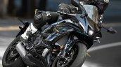 Yamaha R7 Black Lean Left