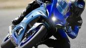 Yamaha R7 Blue Lean Left