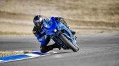 Yamaha R7 Blue Lean Right