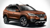 New 7 Seater Reanult Duster Front Side Look