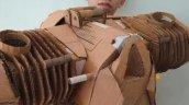 Bmw R 1250 Gs Cardboard Engine