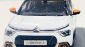Citroen C3 Scale Model Front
