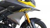 Yamaha R15 Sports Tourer Render Front Half Right